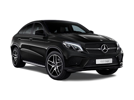 Mercedes-Benz GLE Coupe 350d 4Matic AMG Night Edition Premium Auto