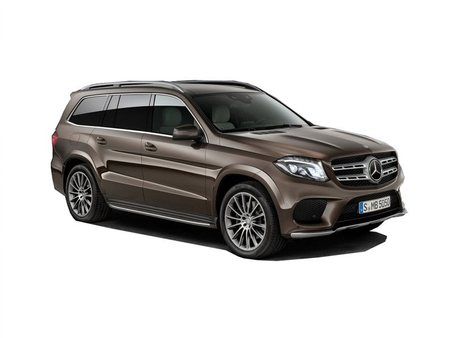 Mercedes-Benz GLS 63 4Matic Auto