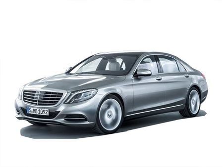Mercedes-Benz S Class Saloon S350d L AMG Line 9G-Tronic (Executive)