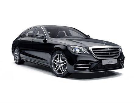 Mercedes-Benz S Class Saloon S350d L AMG Line 9G-Tronic *Inc. Rear Privacy Glass*