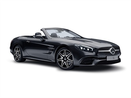 Mercedes-Benz SL Class SL 400 Grand Edition 9G-Tronic