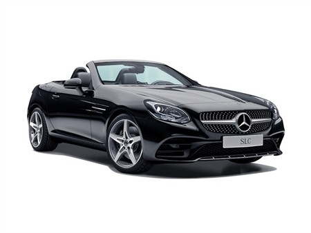 Mercedes-Benz SLC Roadster 180 AMG Line