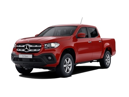 mercedes benz x class van leasing contract hire nationwide vehicle contracts. Black Bedroom Furniture Sets. Home Design Ideas