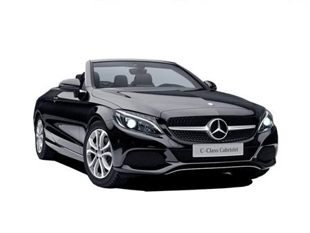 Mercedes-Benz C Class Cabriolet C220d AMG Line Auto *Soft Top - Model Year 2017*