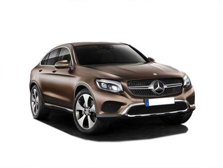 Mercedes-Benz GLC Coupe GLC 220d 4Matic Sport Auto