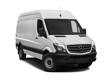 Mercedes-Benz Sprinter MWB