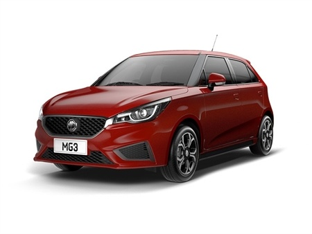 MG MG3 1.5 VTi-TECH Exclusive 5dr