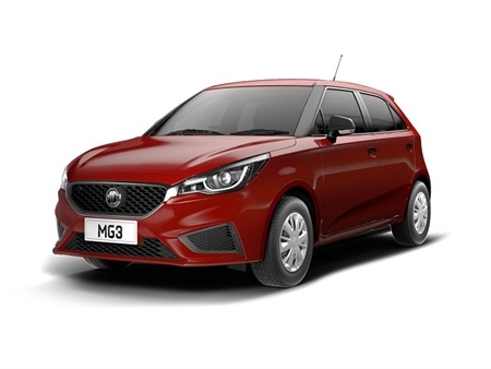 MG MG3 1.5 VTi-TECH Explore 5dr