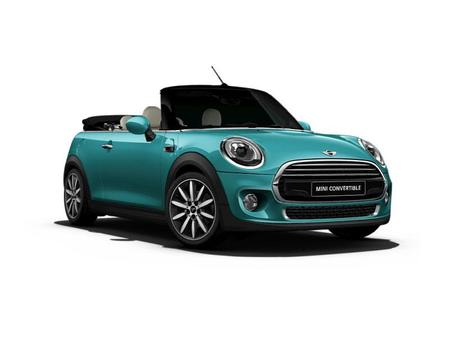 Mini Convertible 1.5 Cooper D 2dr