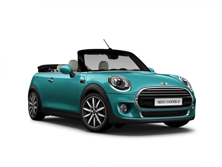 Mini Convertible 1.5 Cooper D (Chili Pack)