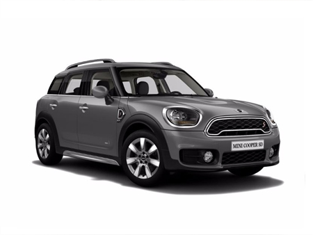 Mini Countryman 2.0 Cooper S D ALL4 Auto (Chili Pack)
