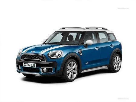 Mini Countryman 2.0 John Cooper Works ALL4 Auto (Media Pk XL)