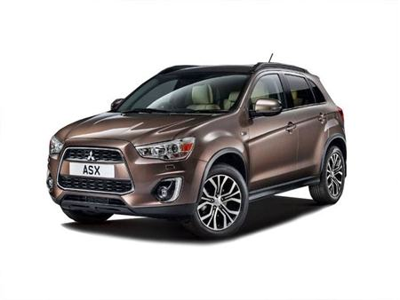 Mitsubishi ASX 1.6 Petrol 3 (Leather)