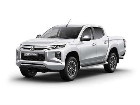 Mitsubishi L200 Series 6 Double Cab DI-D 150 Warrior 4WD (Leather) Auto