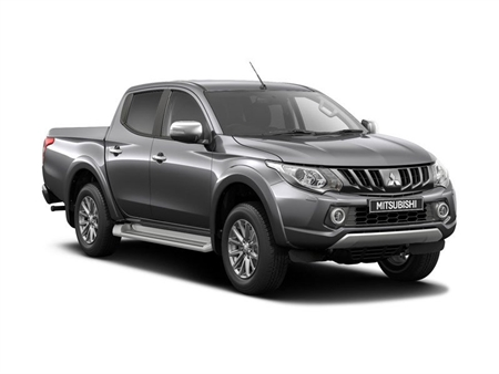 Mitsubishi L200 Series 5 Double Cab DI-D 178 Warrior 4WD Auto