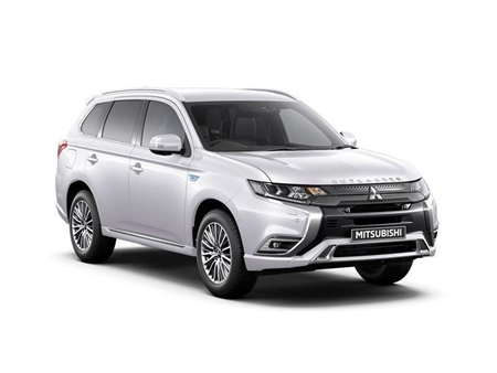 Mitsubishi Outlander 2.4 PHEV Dynamic Auto *Incl. Metallic Paint*