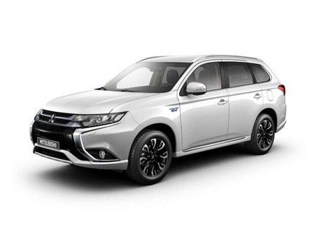 Mitsubishi Outlander *New Model* 2.2 DI-D GX2