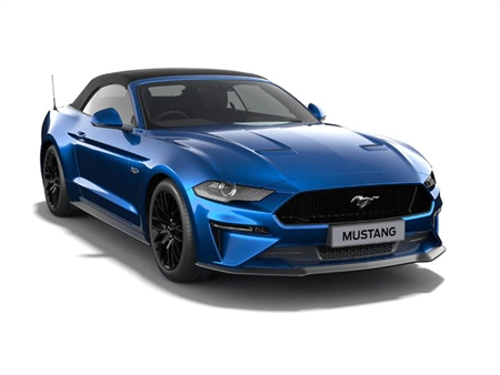 Ford Mustang Convertible 5.0 V8 449 GT (Custom Pack 2)