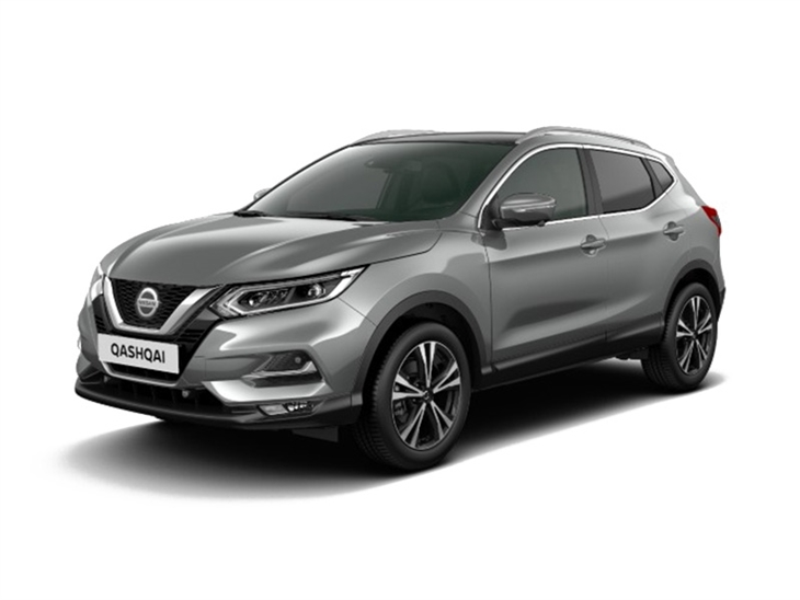 nissan qashqai 1 5 dci n connecta glass roof pack car leasing nationwide vehicle contracts. Black Bedroom Furniture Sets. Home Design Ideas