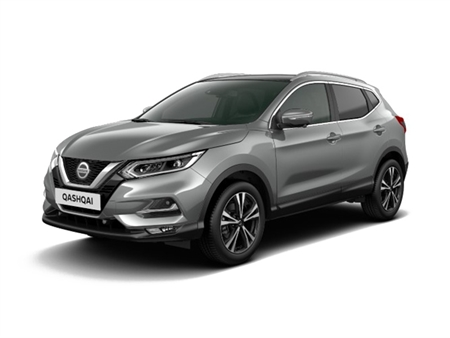 Nissan Qashqai 1.3 DiG-T N-Connecta (Glass Roof Pack)