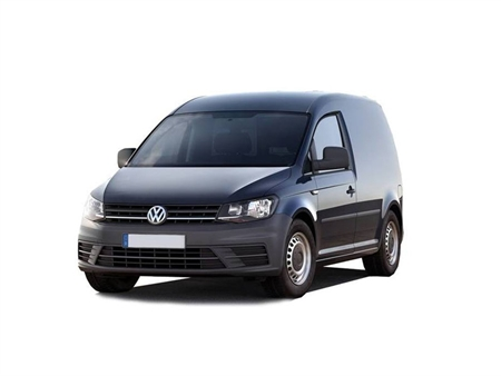 Volkswagen Caddy 2.0 TDI BlueMotion Tech 102PS Trendline (AC)