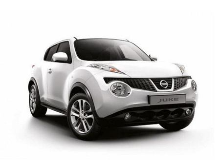Nissan Juke 1.5 dCi Tekna *Inc Sat Nav, 17-inch Urban Alloy Wheels and Premium Leather Seats*