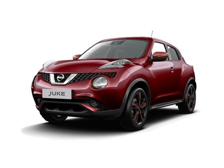 Nissan Juke 1.5 dCi N-Connecta (Exterior+ Pack)