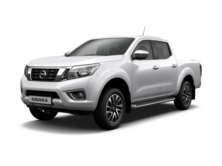 nissan navara double cab pick up n connecta 190 4wd. Black Bedroom Furniture Sets. Home Design Ideas