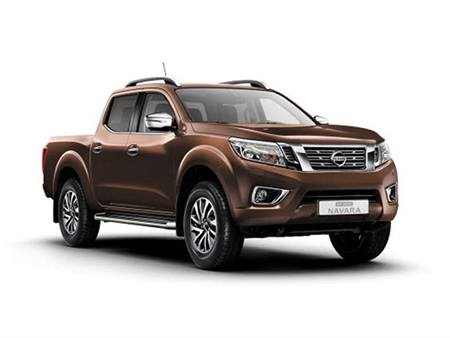 Nissan Navara Double Cab Chassis Visia 2.3dCi 160 4WD