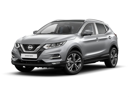 Nissan Qashqai 1.3 DiG-T 160 (157) N-Connecta Auto Glass Roof
