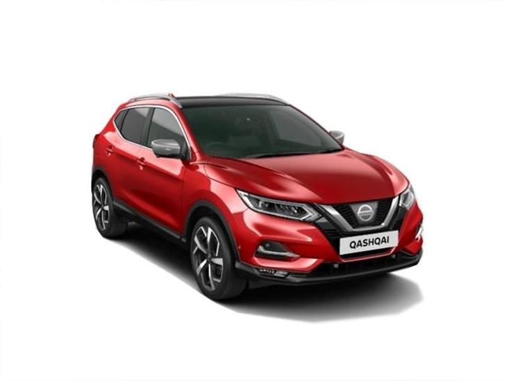 Nissan Qashqai 1.6 dCi Tekna+ Xtronic | Car Leasing | Nationwide Vehicle Contracts