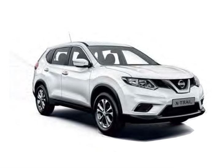nissan x trail 1 6 dig t visia car leasing nationwide vehicle contracts. Black Bedroom Furniture Sets. Home Design Ideas