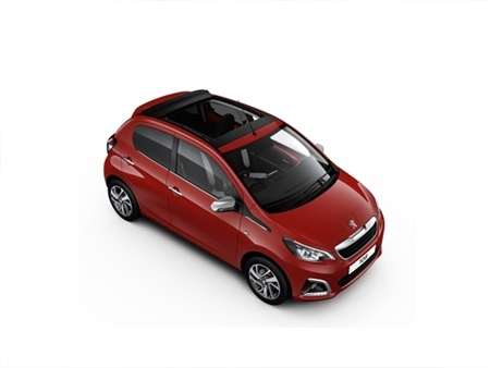 Peugeot 108 Top 1.2 PureTech Allure 5 Door