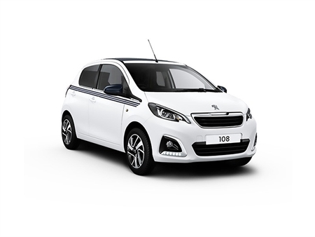 Peugeot 108 Top 1.0 72 Collection