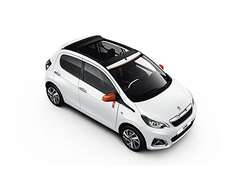 Peugeot 108 Top 1.0 Allure 2-Tronic 5 Door