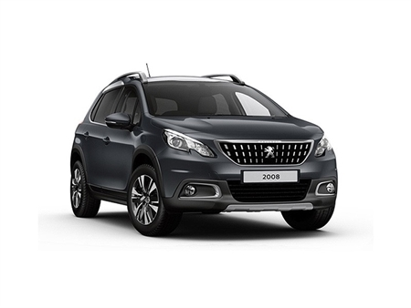 Peugeot 2008 Crossover 1.5 BlueHDi 100 Allure