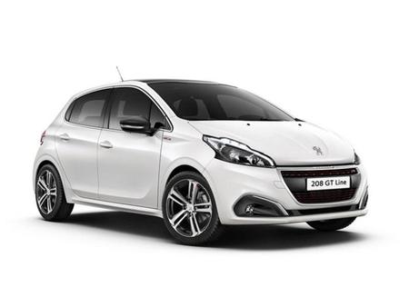 Peugeot 208 5 Door 1.6 BlueHDi Allure
