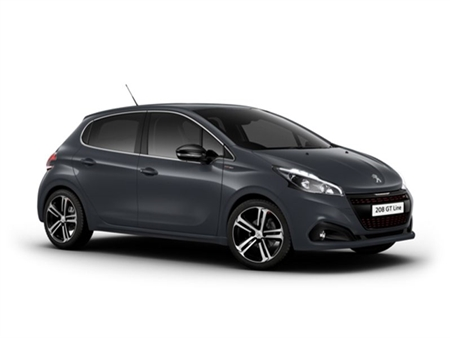 Peugeot 208 5 Door 1.6 BlueHDi 100 GT Line (non Start Stop)