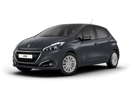 Peugeot 208 1.5 BlueHDi Signature (5 Speed)