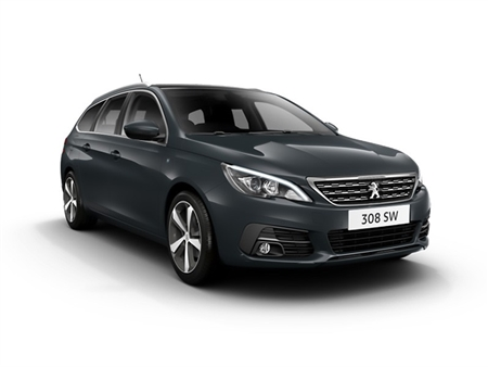 Peugeot 308 SW 1.5 BlueHDi 130 Allure EAT8 *Incl. CD Player*