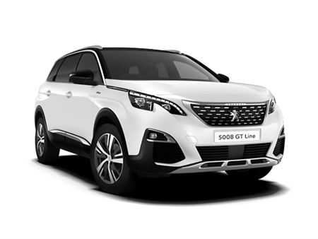 Peugeot 5008 Crossover 1.5 BlueHDi GT Line