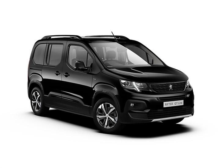 Peugeot Rifter 1 2 Puretech Gt Line