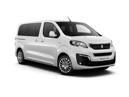 Peugeot Traveller 1.6 BlueHDi 115 Business Standard [9 Seat] 5dr