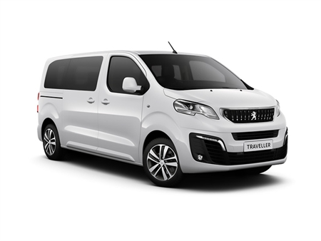 Peugeot Traveller 2.0 BlueHDi 180 Allure Standard (8 Seat) EAT8