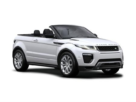 Land Rover Range Rover Evoque Convertible 2.0 Ingenium Si4 HSE Dynamic