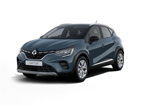 Renault Captur 1.0 TCE 100 Iconic *Free Metallic Paint*