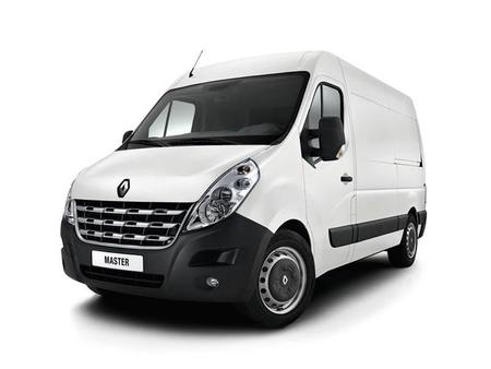 Renault Master MWB MM35dCi 110 Business Medium Roof