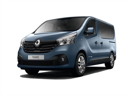 Renault Trafic SWB Minibus SL27 ENERGY dCi 120 Business 9 Seater