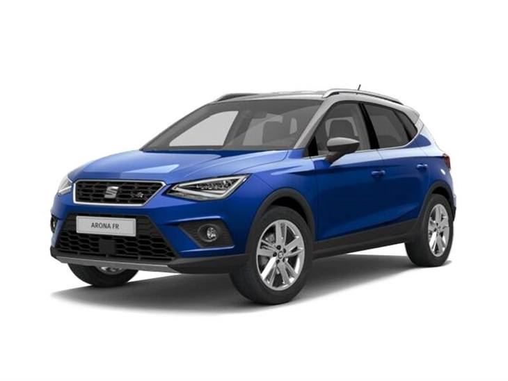 seat arona 1 5 tsi evo fr car leasing nationwide vehicle contracts. Black Bedroom Furniture Sets. Home Design Ideas