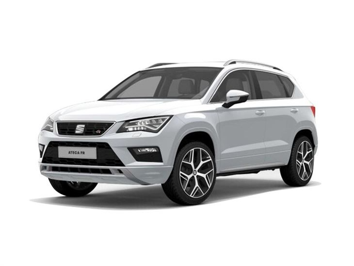 Seat Ateca 2 0 Tsi Fr Sport Ez Dsg 4drive Car Leasing Nationwide Vehicle Contracts